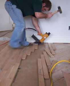 Expert Hardwood Flooring Services