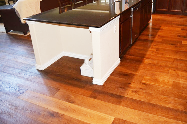 Hardwood Floors In The Kitchen Some, Pros And Cons Of Laminate Wood Flooring In Kitchen