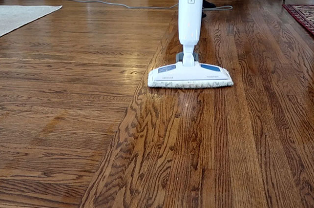 Can Wood Floors Be Steam Cleaned