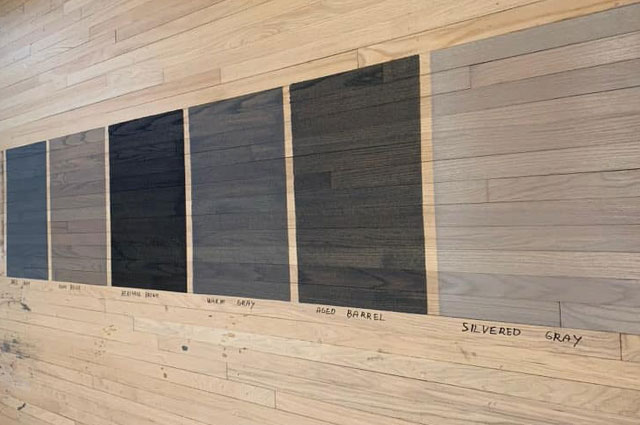 Choosing Your Hardwood Floor Color