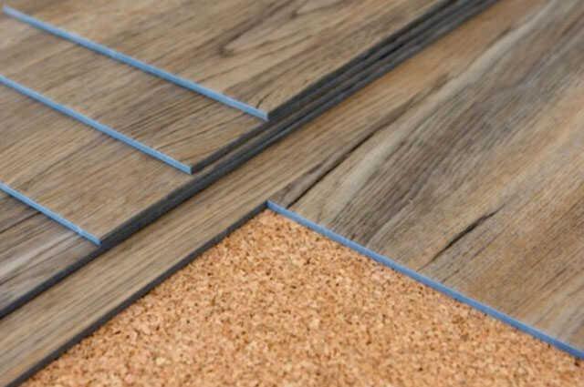 hardwood floor underlayment