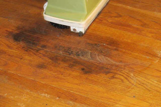 Removing Hardwood Floor Spots